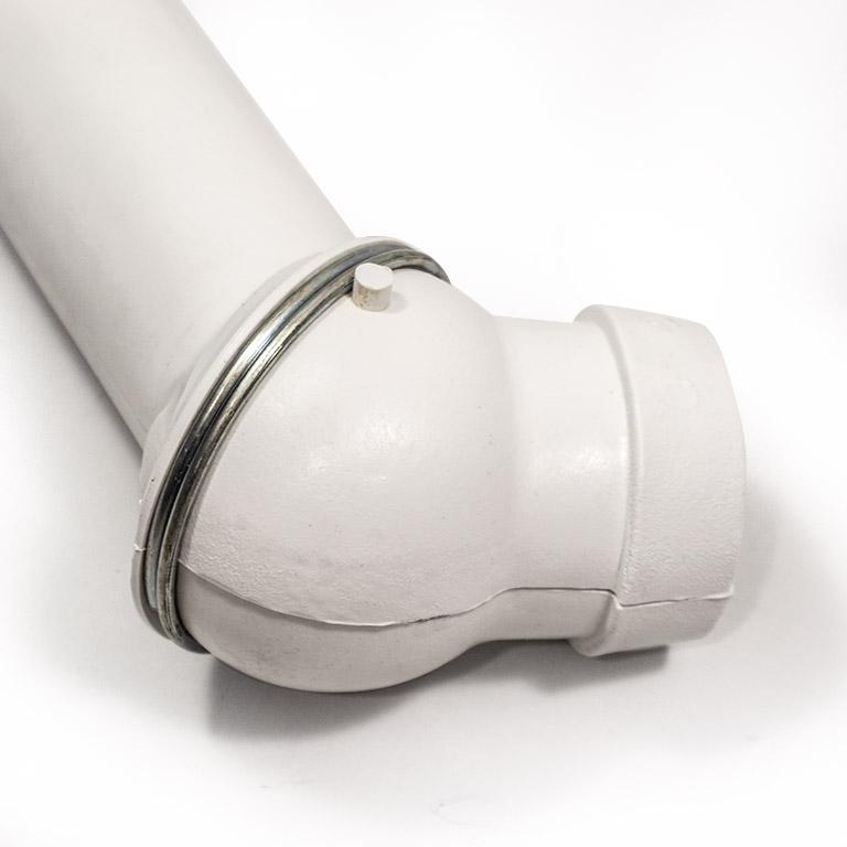 Tub telescopic SUP 29 alb